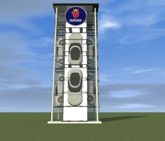 Toren model5