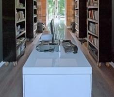 Bibliotheek/werkplek