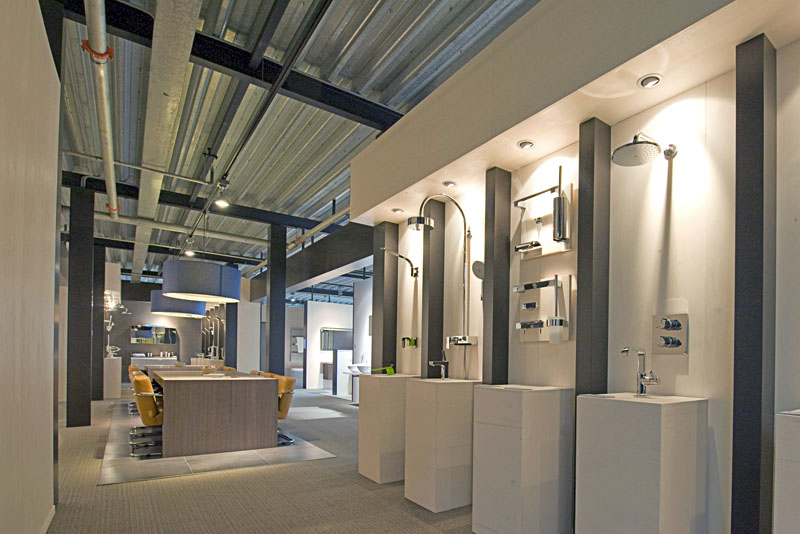 Bad&Body showroom Noviteiten