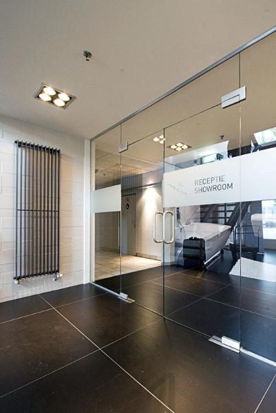 Bad&Body showroom Entree