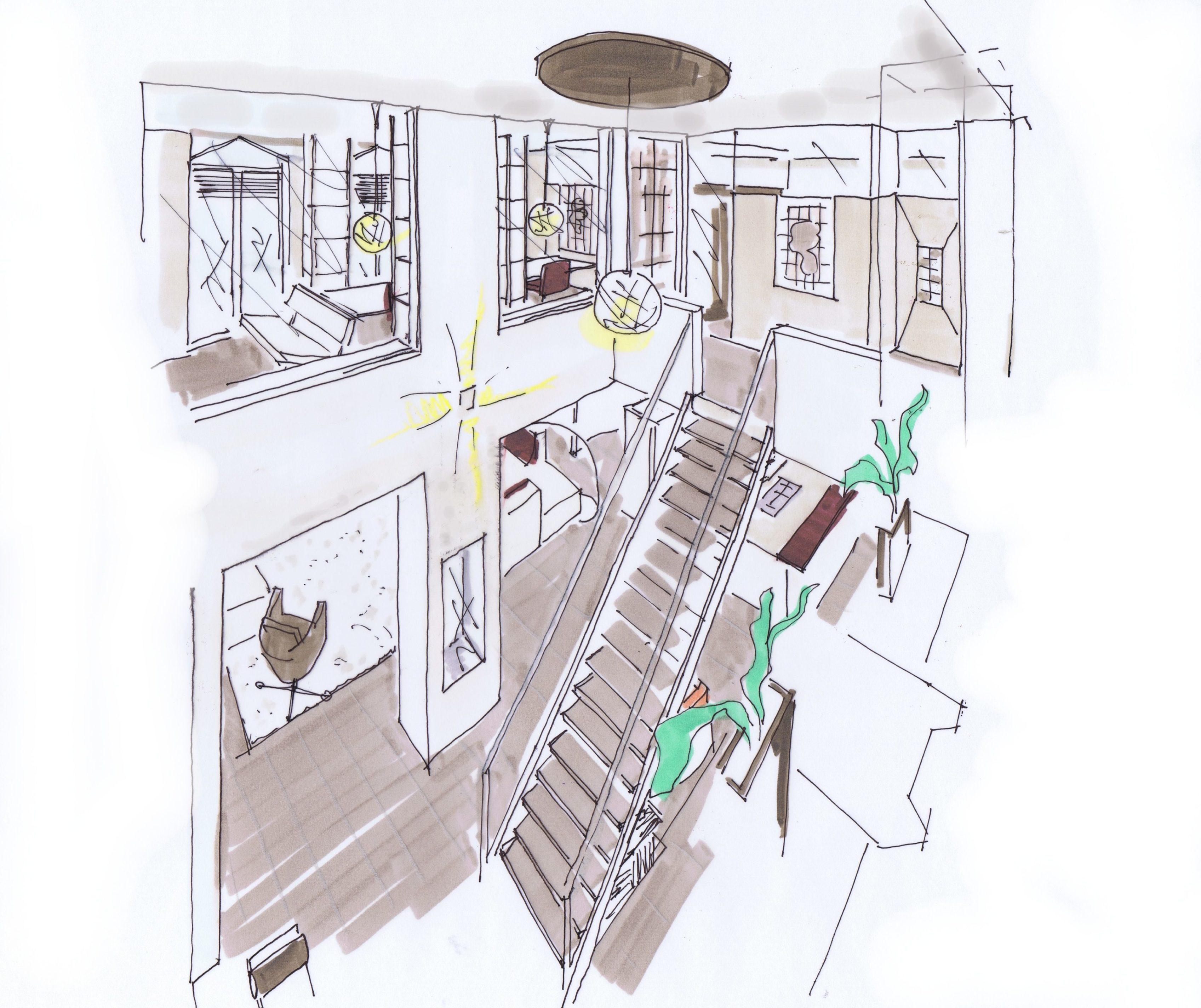 Atrium Penthouse
